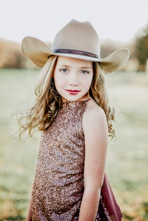 2018 Siloam Springs Rodeo Princess contestant Brooklyn Teague