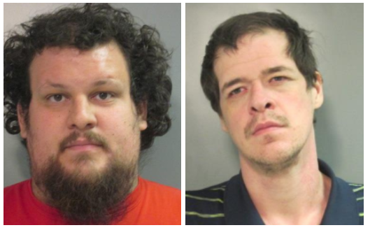 from-left-jacob-lester-26-of-fayetteville-and-benjamin-mooney-31-of-fayetteville