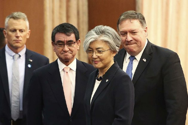 secretary-of-state-mike-pompeo-meets-today-in-seoul-with-south-korean-foreign-minister-kang-kyung-wha-second-from-right-and-japanese-foreign-minister-taro-kono-second-from-left