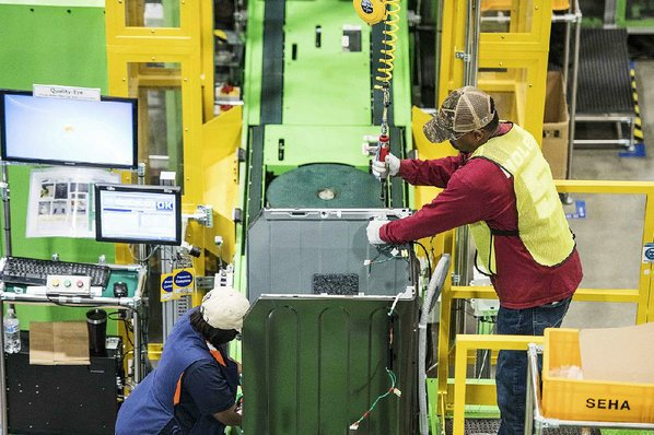 Industrial Production Inched Down in May