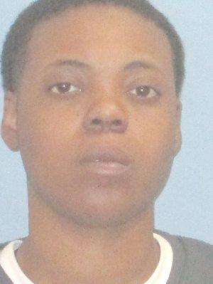 Alundra Shelay Hampton, 25, of North Little Rock