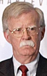 National Security Adviser John Bolton is shown in this photo.