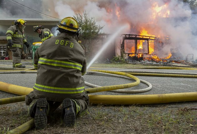 a-home-in-the-10000-block-short-marche-road-of-maumelle-was-destroyed-in-a-fire-wednesday-june-20-2018