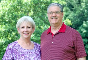Janelle Jessen/Herald-Leader Marilyn and Dan Siemens retired after 36 and 39 years in education.