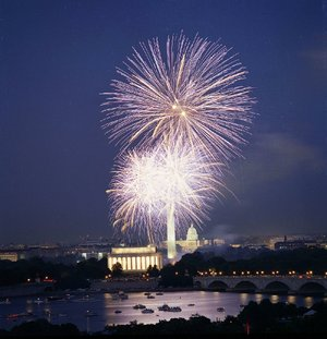 A Capitol Fourth  - Star-studded event airs Wednesday on AETN