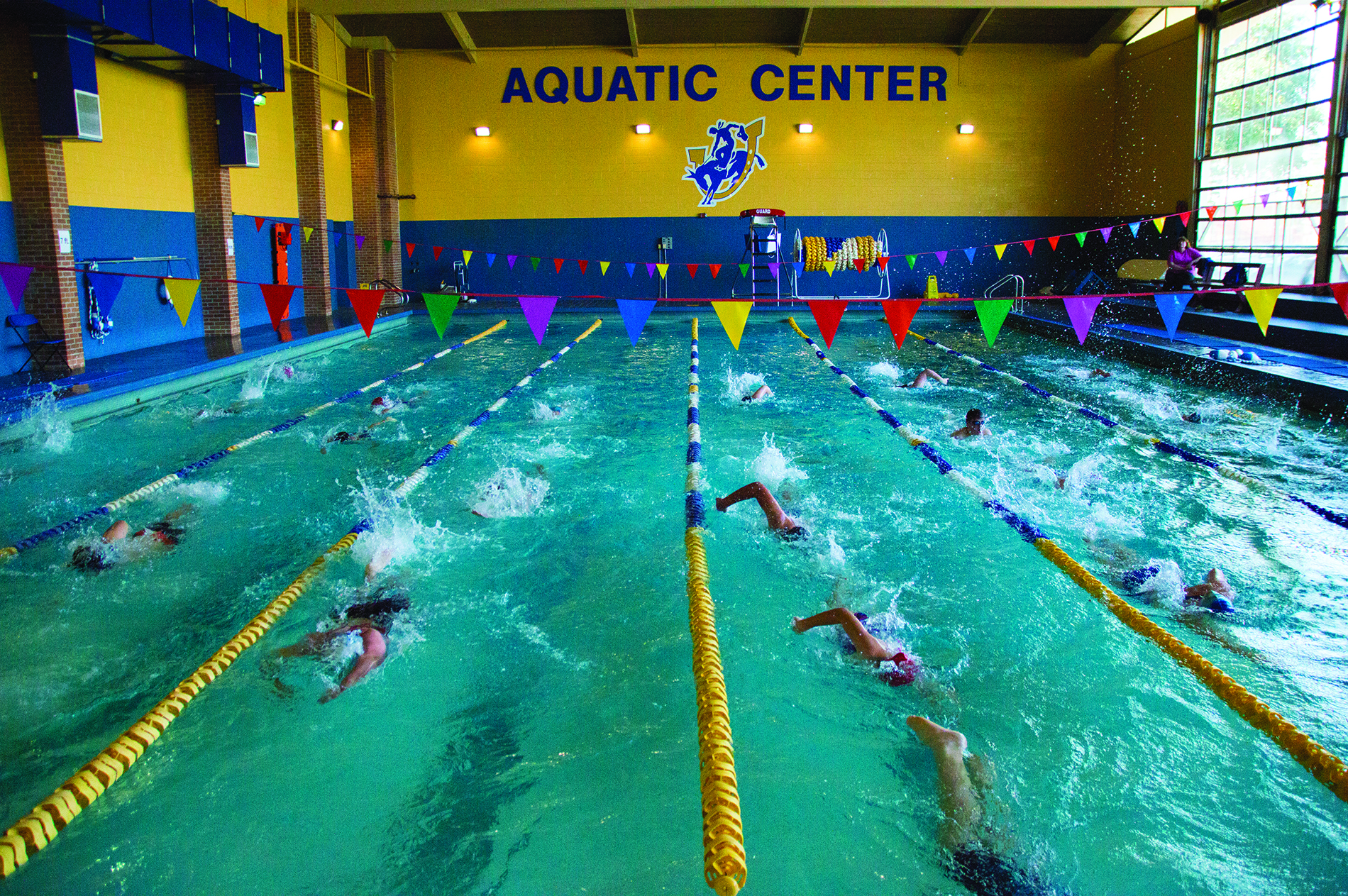 Magnolia banner news sau to open its pool for public swimming for Swimming pools open to the public