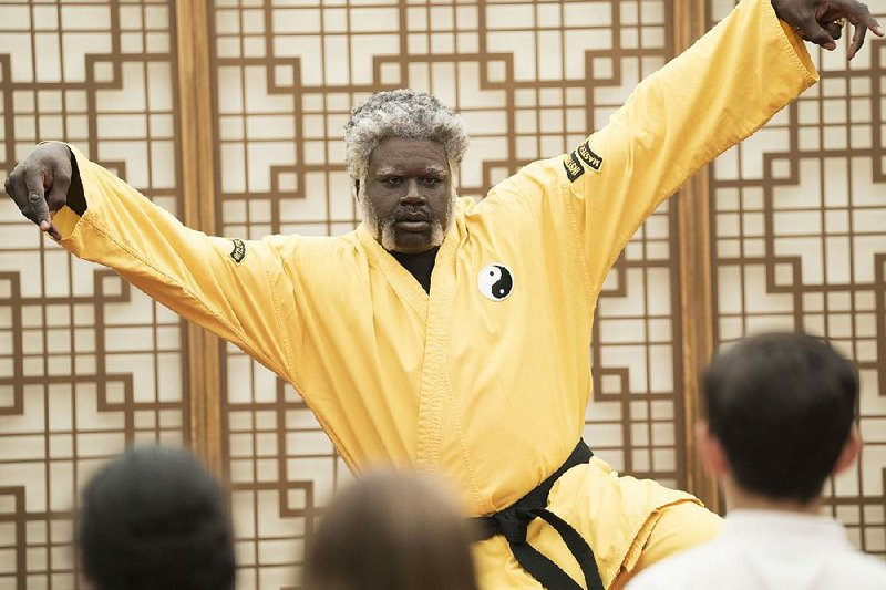 "40a8451041aa Shaquille O Neal is the kung fu-""Big Fella"" in the surprising Uncle Drew"