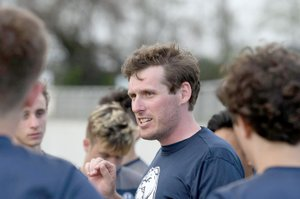 Bud Sullins/Special to Siloam Sunday Former Siloam Springs assistant coach and current Greenwood head coach Luke Shoemaker was hired to be head boys soccer coach at SSHS on Thursday at a special school board meeting.