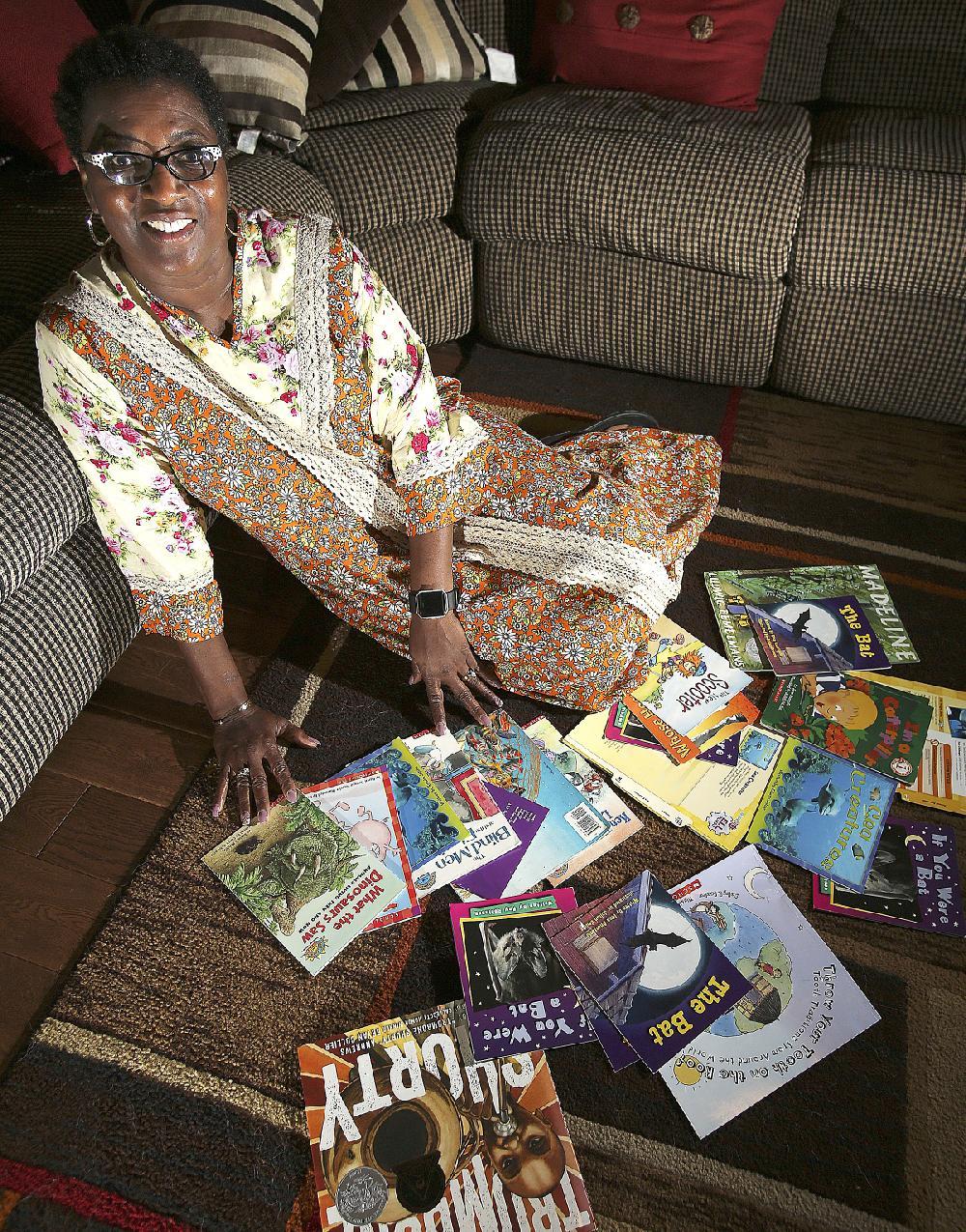Tutor wants every kid to read, volunteers to make it happen