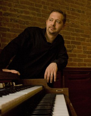 Courtesy photo Grammy-nominated jazz organist Pat Bianchi performs the second concert of the 2018 KUAF Summer Jazz Concert Series with a show July 14 at Sunrise Stage.