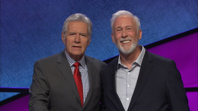 george-holcomb-right-with-jeopardy-host-alex-trebek