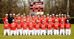 Photo courtesy of LifeTouch National Studios Six players from Farmington's 2018 baseball team that went 15-10 overall and 7-6 in league play were named to the 5A West All-Conference baseball team. The Cardinals coached by Jay Harper and Clint Scrivner placed third in the 5A West Conference tournament and advanced to the State 5A tournament at Harrison.