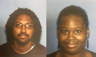 Antwon Alvin D. Davidson, 28, and girlfriend Janecia K. Moore, 27, of Camden are each charged with first-degree attempted murder, first-degree battery, and permitting the abuse of a minor after the former's 5-year-old daughter was discovered to be malnourished and potentially poisoned from excessive sodium intake under the couple's care. The suspects turned themselves in to Camden Police late Monday.
