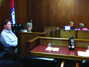 Camden City Council meets