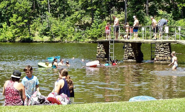 lake-sylvias-swim-area-is-a-popular-summer-spot-its-part-of-lake-sylvia-recreation-area-in-the-ouachita-national-forest