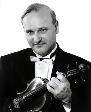 Violinist Michael Barta joins pianist Carl Anthony for a recital today at west Little Rock's Wildwood Park for the Arts.