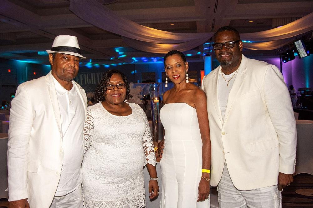 2544d70d8ddb ... 7 at Firefighters All White Affair held at the Little Rock Marriott.  The money raised benefits Finding Incentives Reaching and Empowering  Students Inc.