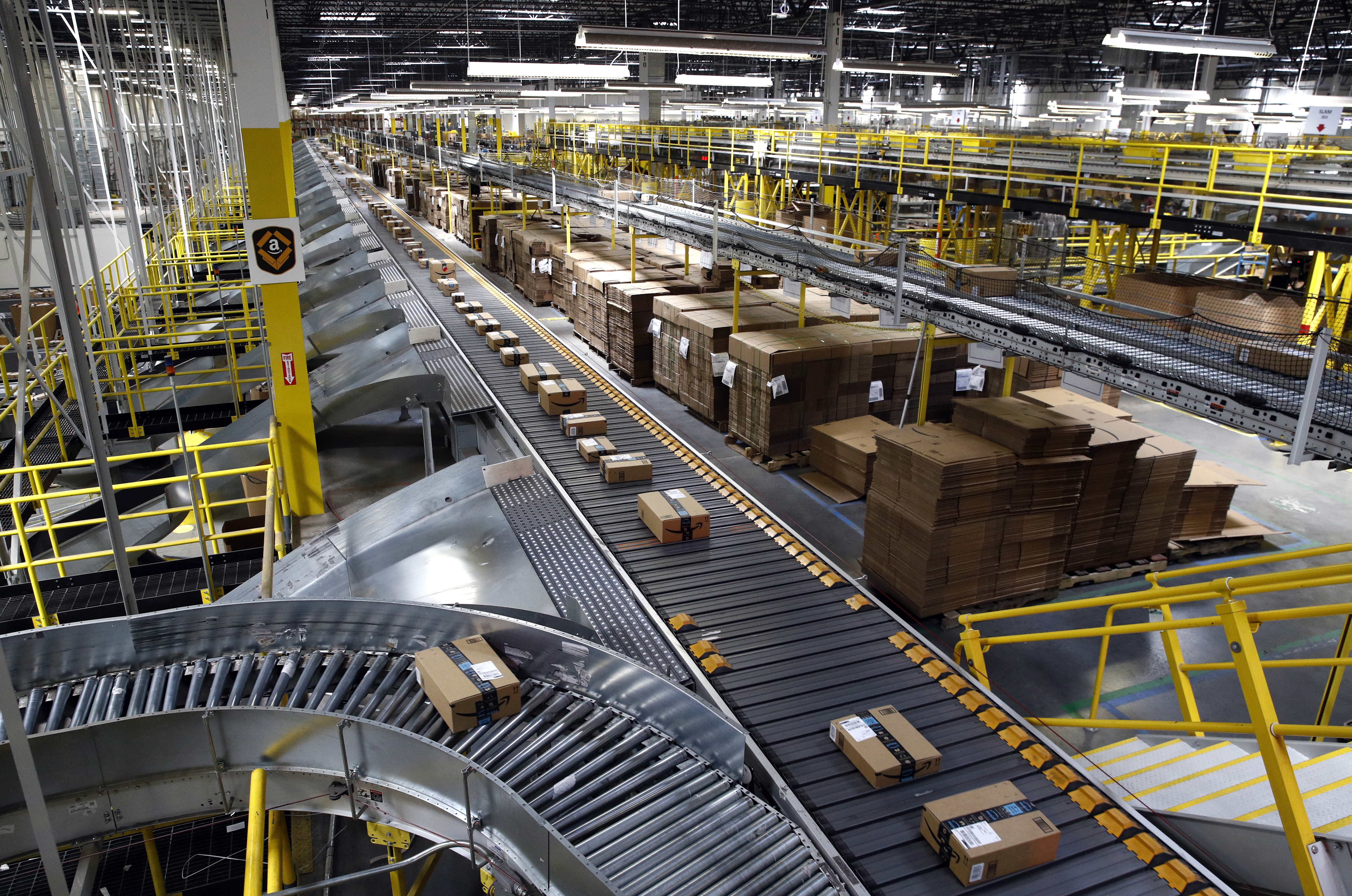 NLR center said planned by Amazon | Arkansas Democrat-Gazette
