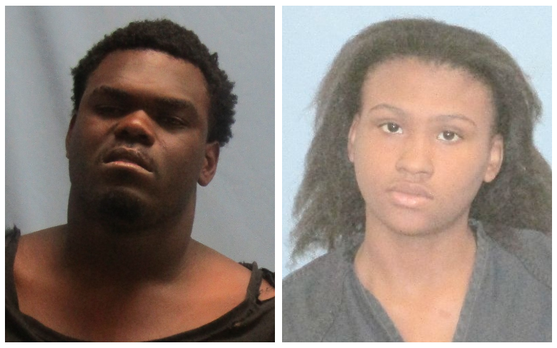 Fight over food lands central Arkansas couple in jail, cops say