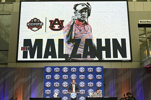 Fashion takes center stage at SEC Media Days