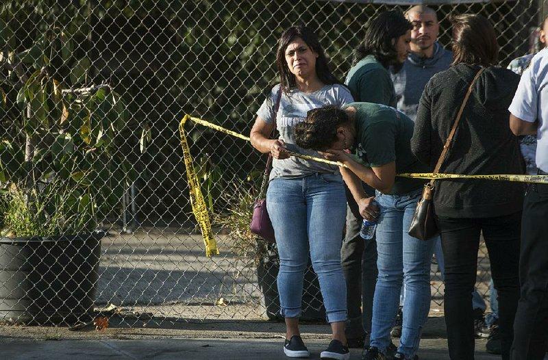 $2M bond set for LA gun suspect