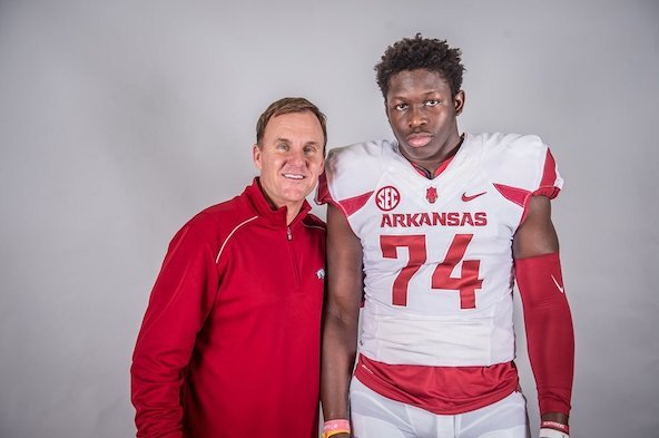 Chad Morris, Collin Clay