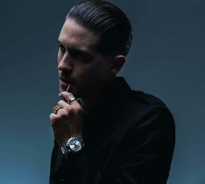 G Eazy Raps At Amp Guy Brings Blues To Conway