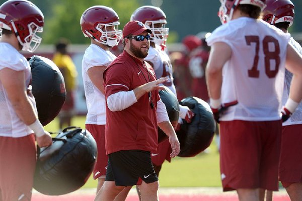 NWA Democrat-Gazette/ANDY SHUPE
