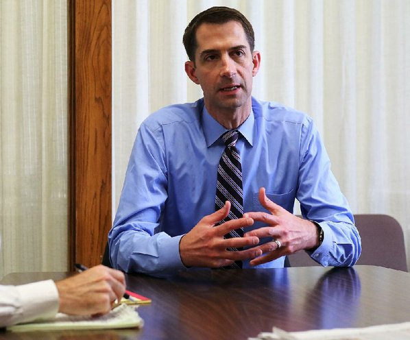 Us Sen Tom Cotton Has Reservations About New Space Force Nwadg