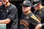Wichita State coach Todd Butler eight seasons as an assistant coach at Arkansas from 2006-13.