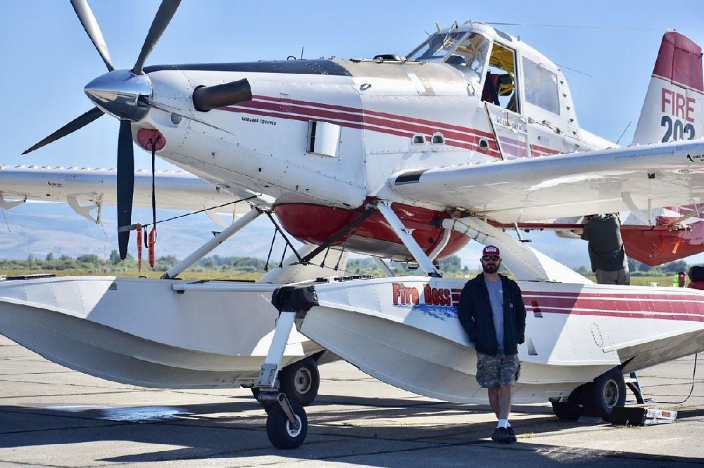3 Arkansas fliers in West's firefighting ranks