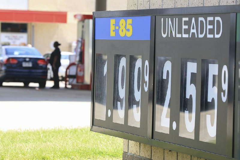Gas Prices In Arkansas >> Gas Prices Predicted To Be High For Holiday In Arkansas