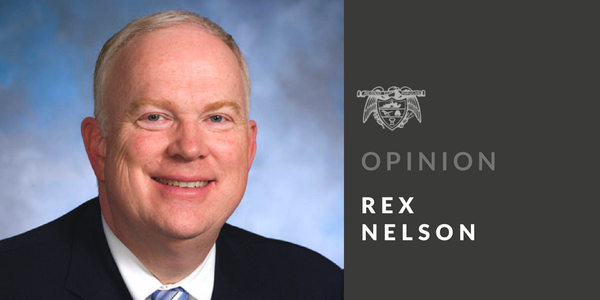 REX NELSON: The tie that binds