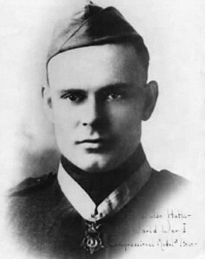 Sgt. M. Waldo Hatler