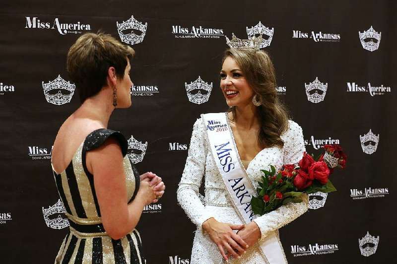 Miss America Competition: New name, structure