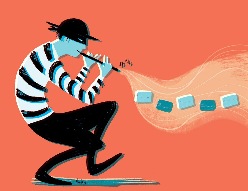 Skimming scammers: Thieves have high-tech ways to steal your