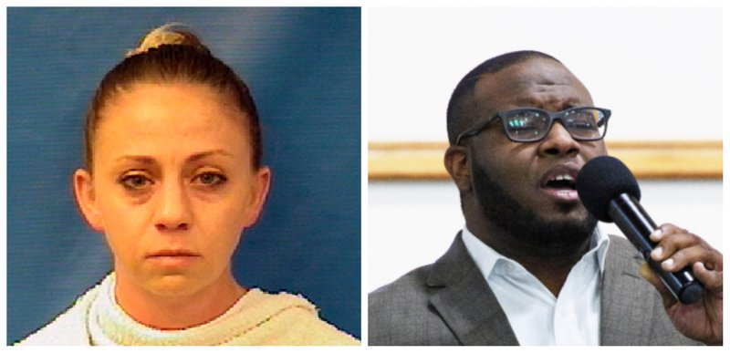 ff21b45eb Dallas officer who fatally shot Harding grad tells 911   I thought ...