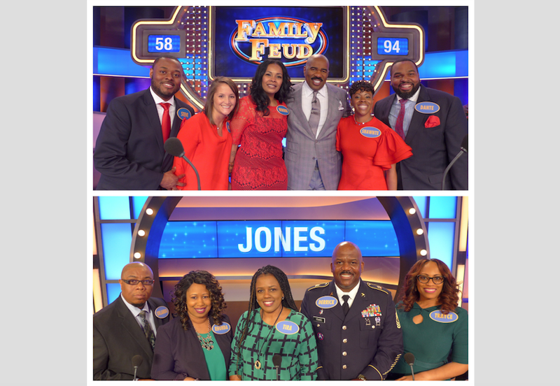 2 central arkansas families to appear on family feud
