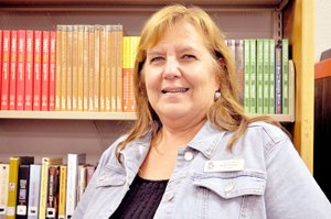 RACHEL DICKERSON/MCDONALD COUNTY PRESS Shelli Sullivan, a 32-year educator, is the new principal at Mustang Academy.