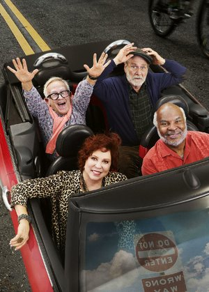 The Cool Kids Unites Four Comedy Veterans On Fox And Kicks Off Friday. The  Sitcom
