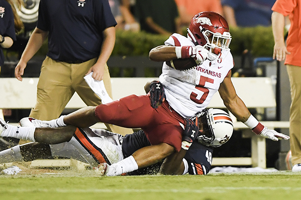 SEC openers typically foretell Razorbacks' place