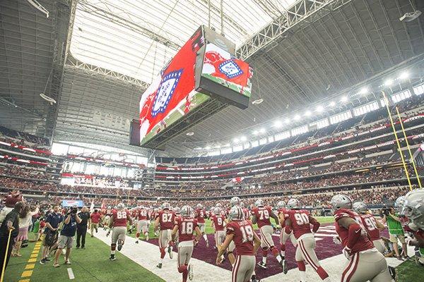 WholeHogSports - Arkansas still has desire for Arlington game 5c38bd95f