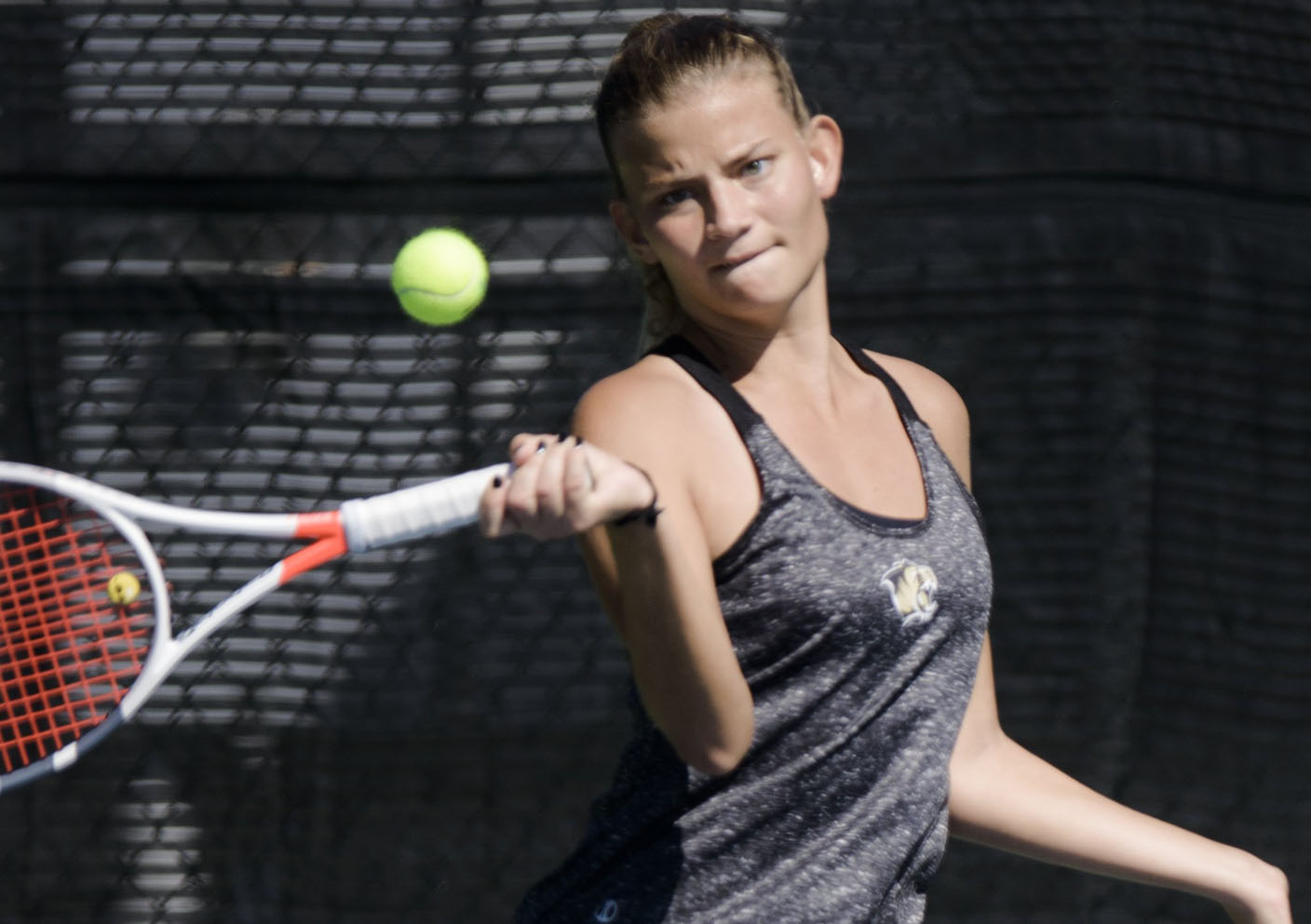 PREP TENNIS: Bentonville's Canigova upsets defending state champion to win 6A-West singles title ...
