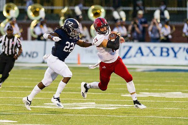 ARKANSAS COLLEGE FOOTBALL: Rex Nelson picks this week's games