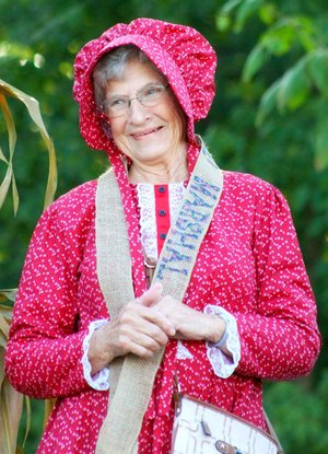 Courtesy photo Mary Bell Banks served as the Grand Marshal for the Jane Days parade on Saturday.
