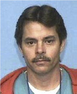 This undated photo provided by the Missouri State Highway Patrol shows Robert Brashers. Authorities said Friday, Oct. 5, 2018 that DNA evidence has identified Brashers as the man who killed three people and raped a girl in the 1990s, even though the suspect killed himself nearly 20 years ago. Investigators say they've solved three homicides and a rape case, all from the 1990s, after obtaining DNA by digging up the corpse Brashers. (Missouri State Highway Patrol via AP)