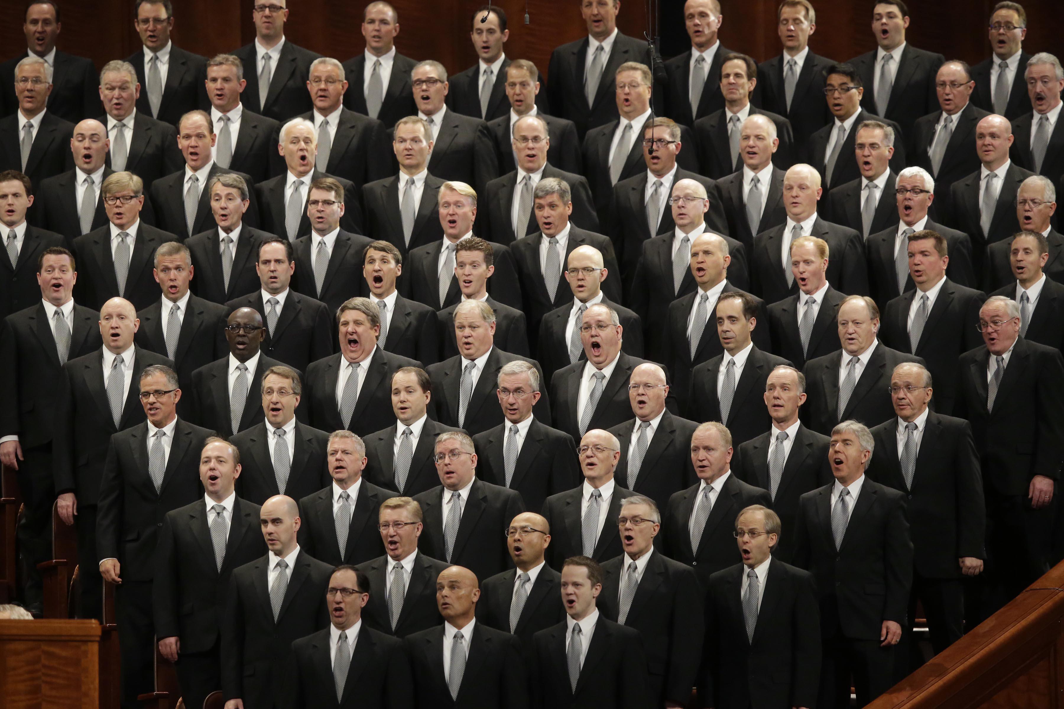 Mormon Tabernacle Choir updates name | NWADG