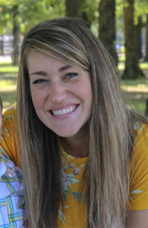 Danielle Pezely Down Syndrome Connection of Northwest Arkansas (DSCNWA), President of Board of Directors Day job: I'm a stay-at-home mommy to 3 kids under 5.