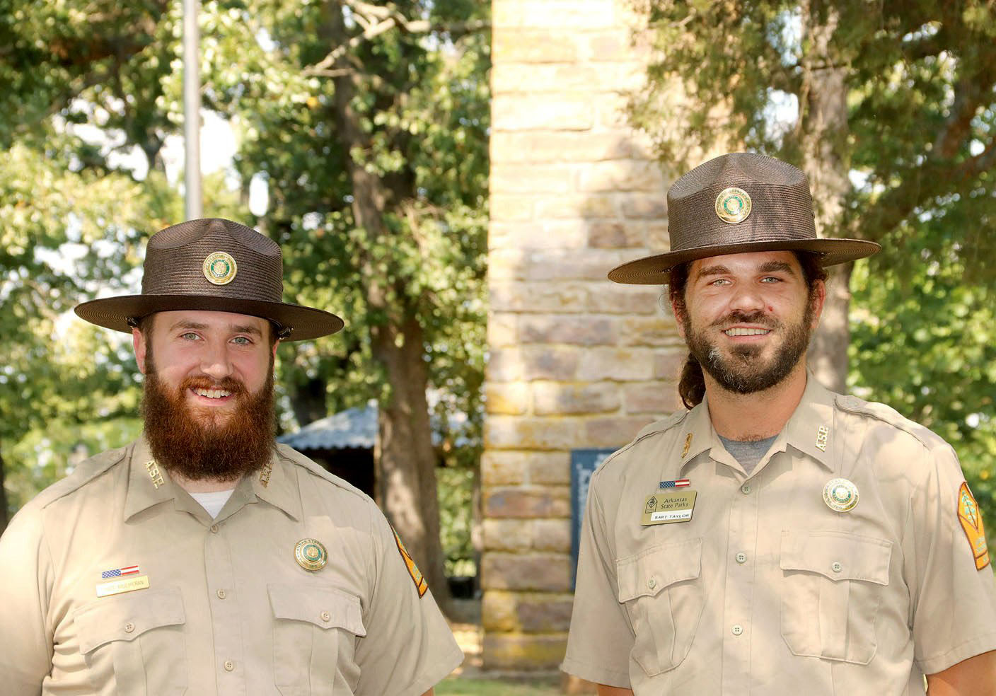 New park interpreters bring re-enactment backgrounds