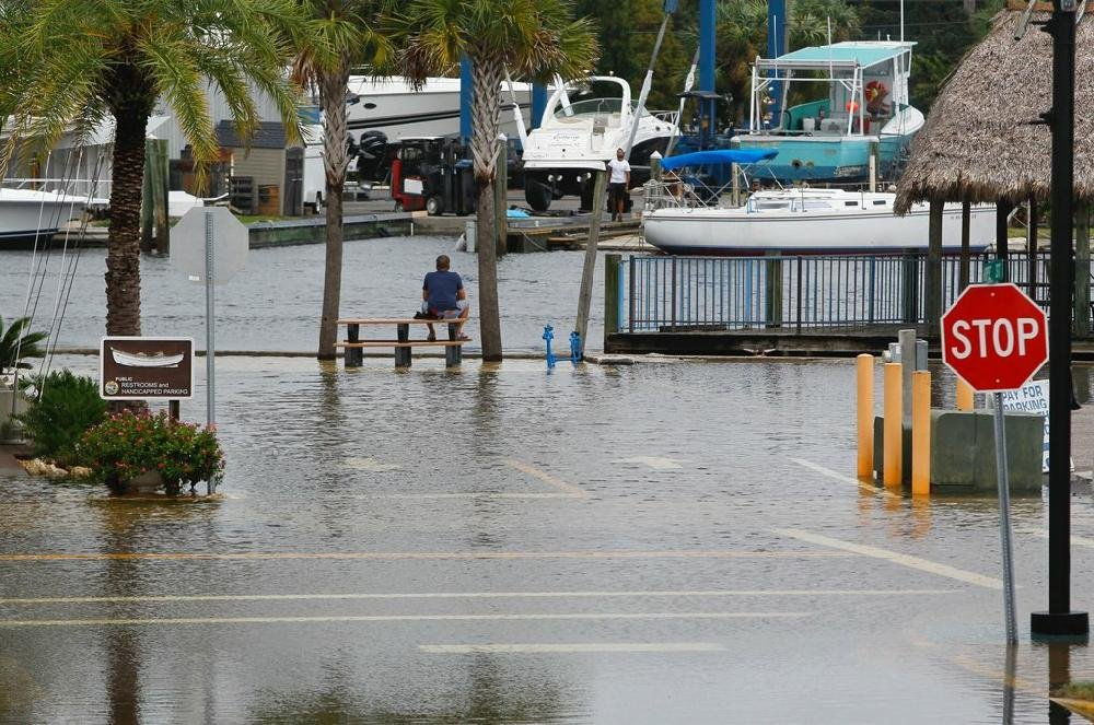 Michael thrashes Florida: It pummels panhandle, then heads